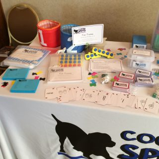 Our Vendor Table